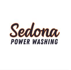 sedona power washing logo