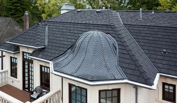tile roof washing